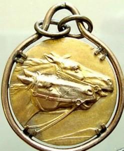 art-noveau-horses