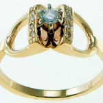 The Horse Lover's Sweetheart Ring