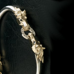 One Of The Most Por Horse Bangle